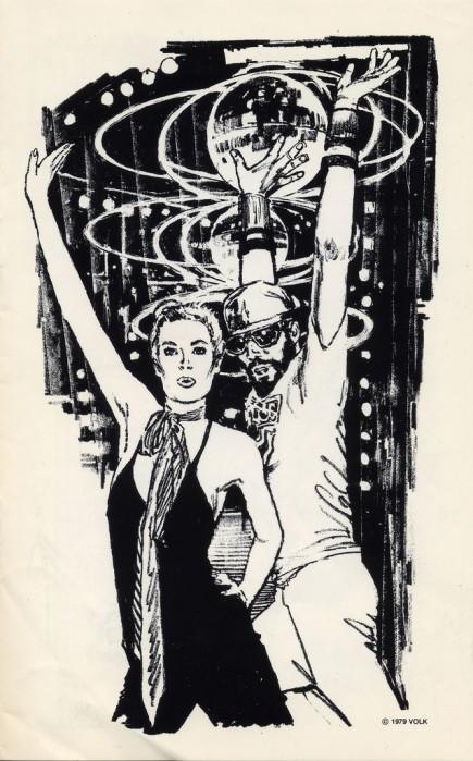 disco clip art 1970s