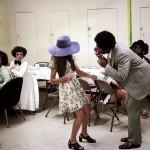 Seventies Wedding Reception