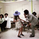 Seventies Wedding Reception