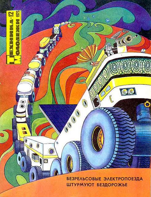 1975 Russia Magazine
