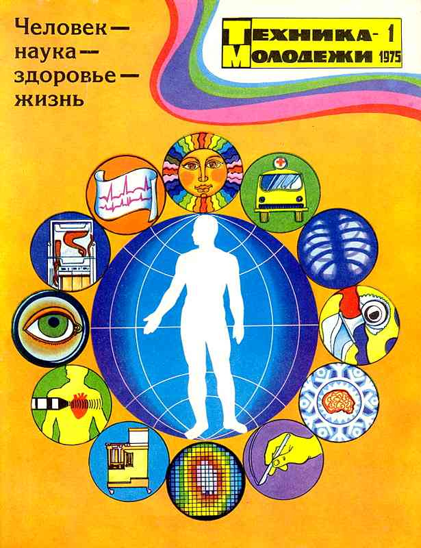 1975 Russian Magazine