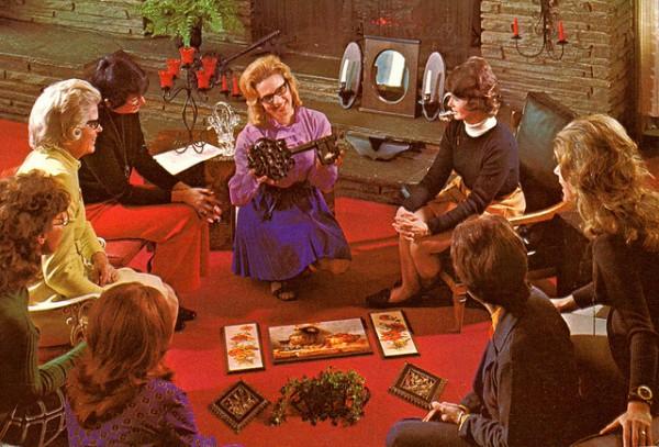 70s postcards
