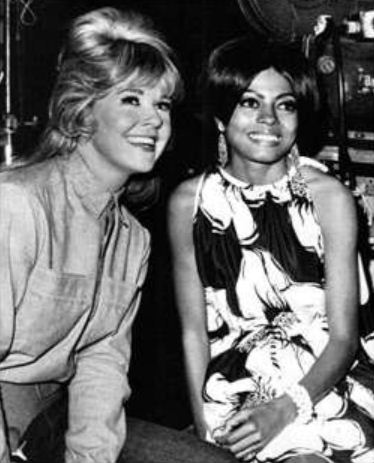 Doris Day and Diana Ross