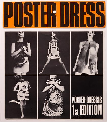 Paper Dress Poster