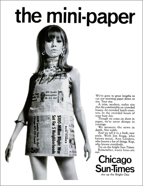 Paper Dress The Chicago Times