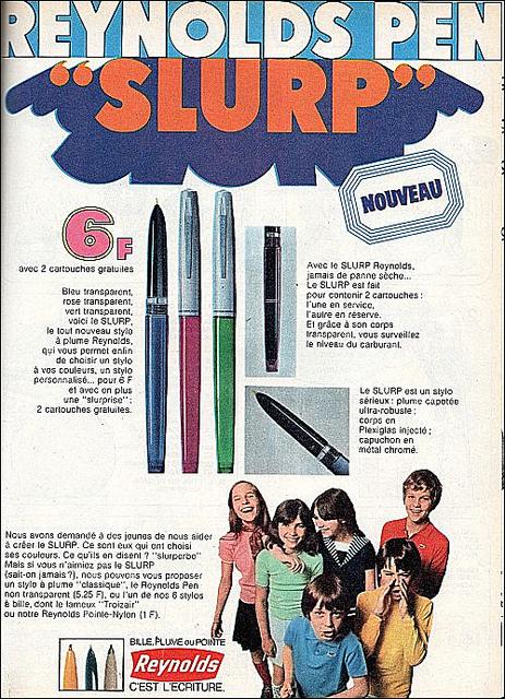 Pen Advert