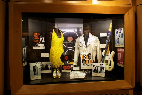 Stax Museum Display