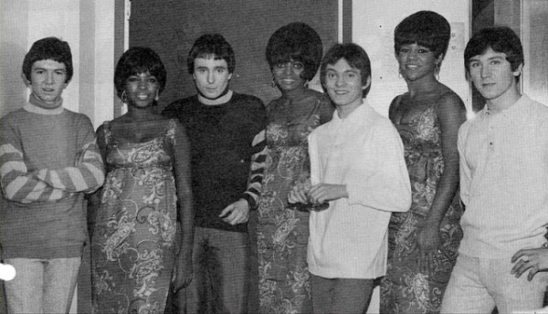 The Small Faces and The Supremes