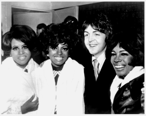 The supremes and Macca