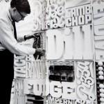 Herb Lubalin – Typographer Extraordinaire