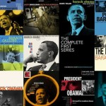 Barack Obama's Jazz – Album Cover Inspired Designs