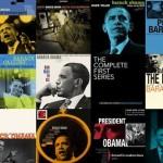 Barack Obama's Jazz – Album Cover Inspired Designs
