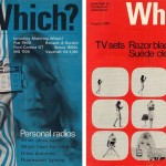 Sixties and Seventies Which? Magazines