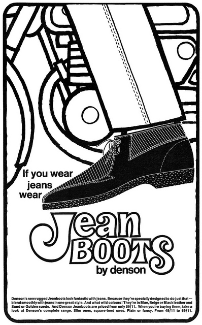 on the sole side adverts for mens shoes voices of east anglia Earth Shoes 1970s rand shoes