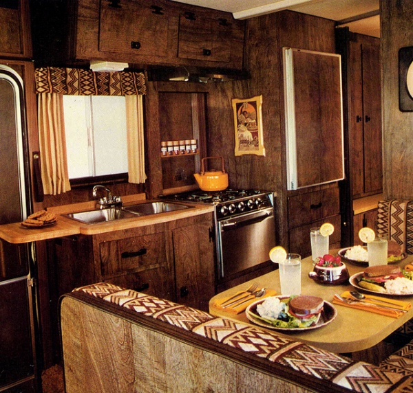 Caravannin 1970s Mobile Home Brochures Voices Of East