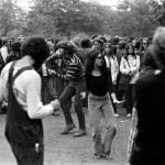 Dancing in The Park – 1970s Style