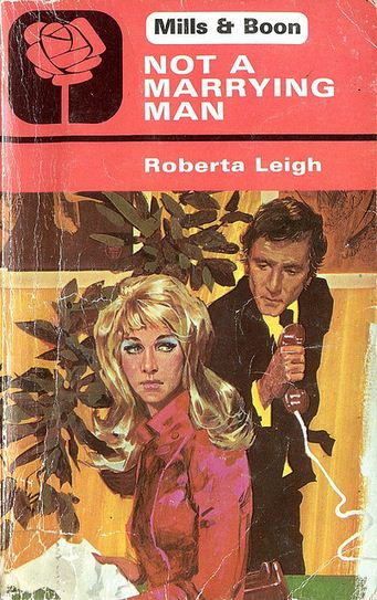 Mills and Boon | Digging A Lot
