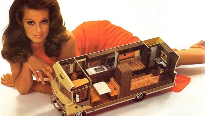 caravan 1970s