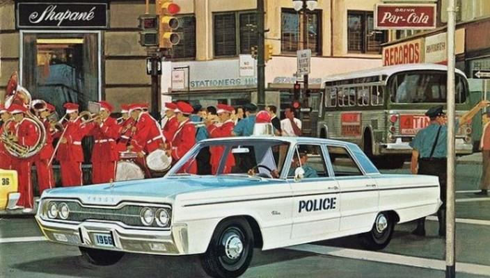 1960s Car Brochure