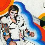 El Hombre Nuclear Comic Book Covers