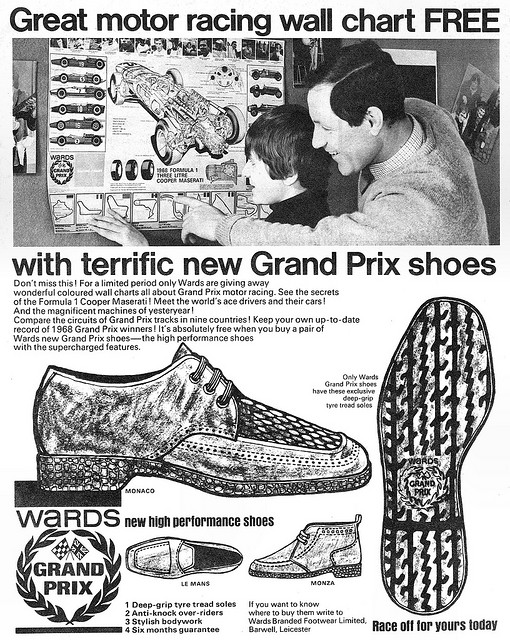 Grand Prix Shoes