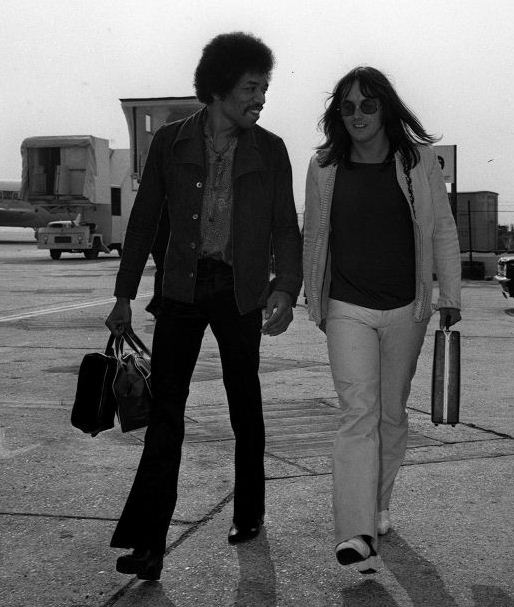 Hendrix and Manager