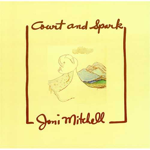 Joni Mitchell-Court and Spark