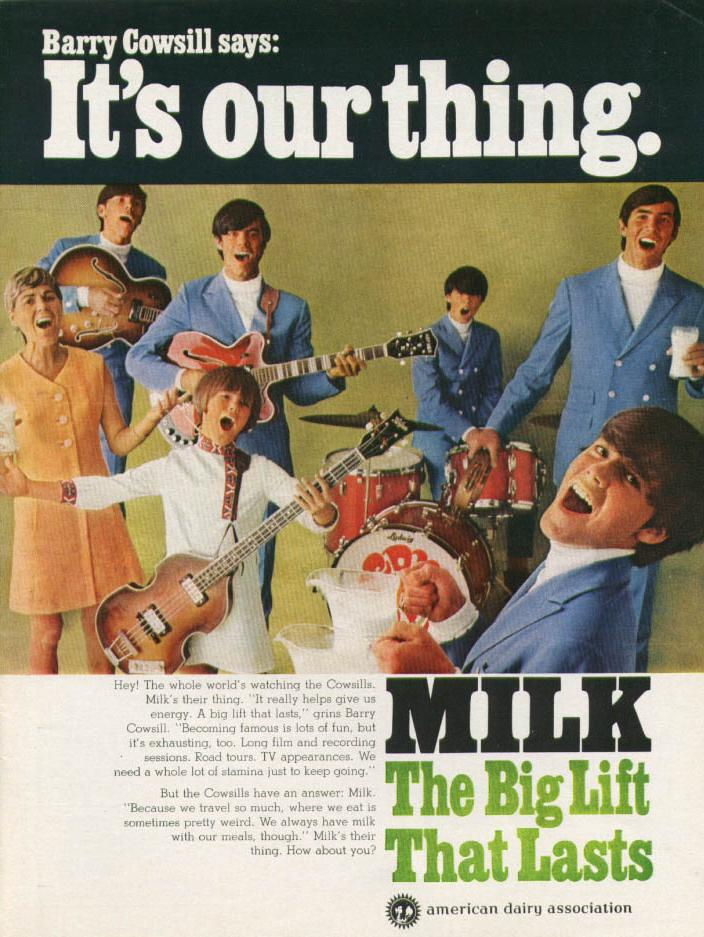 Milk The Cowsills