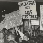 Highly Illogical &#8211; Star Trek Protest 1968