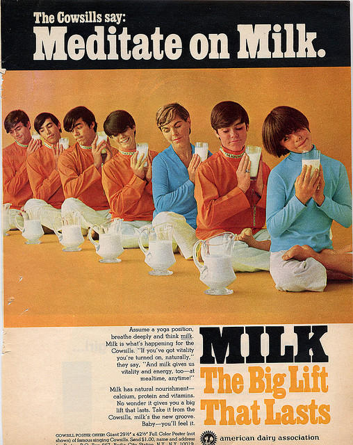 The Cowsills Milk