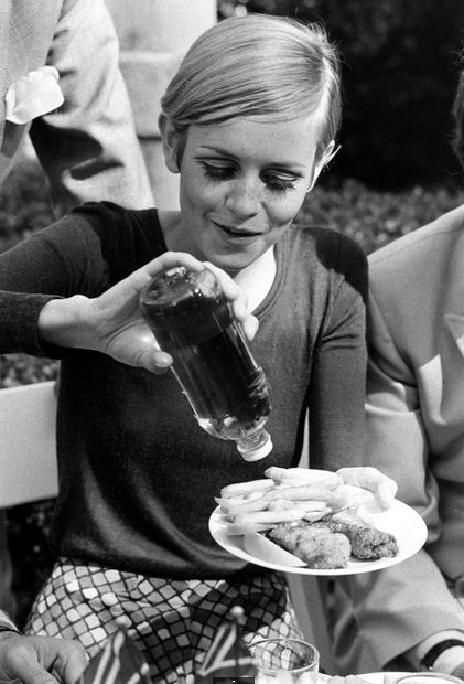 Twiggy and Chips