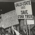 Highly Illogical – Star Trek Protest 1968