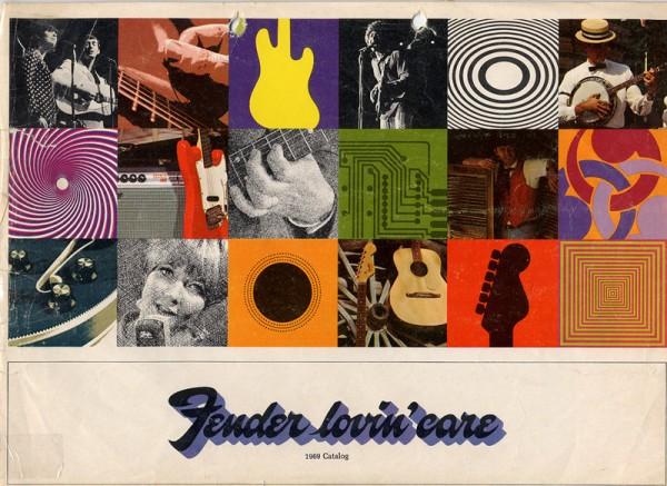 1969 Fender Brochure