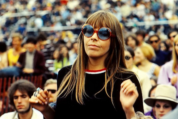 Big Sunglasses at Toronto Pop Festival 1969