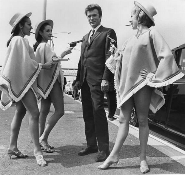 Clint Eastwood 1967