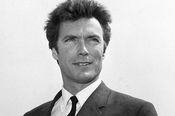 Clint Eastwood Visiting London In The Swinging 60s