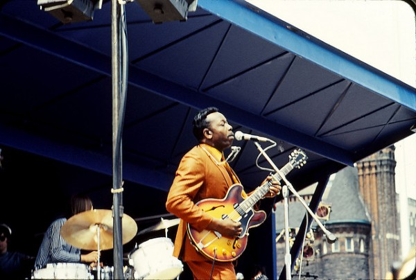 Slim Harpo at Toronto Pop Festival 1969