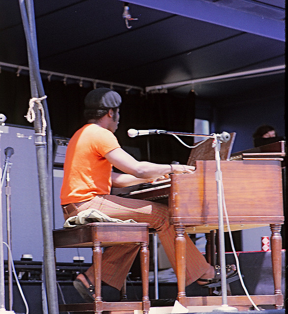 William Smith from Motherlode at Toronto Pop Festival 1969