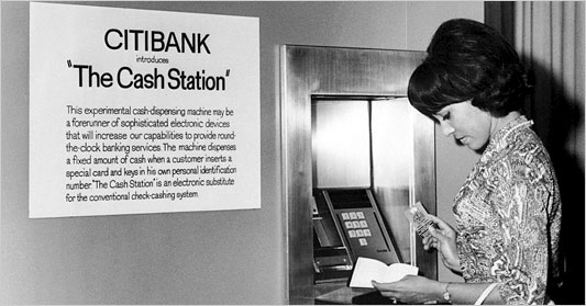 Bank Cash Machine