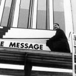 Roy Lichtenstein Unveils Billboard