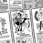 Stay Classy San Diego: High School Newspaper Ads