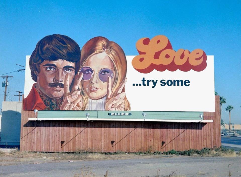 1970s Billboard