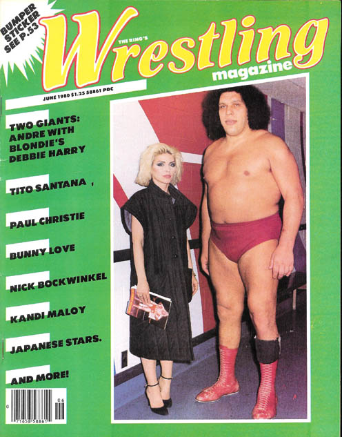 Andre The Giant and Blondie