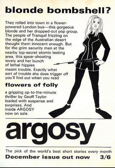 Argosy Advert