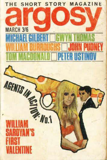 Argosy Short Stories 1967