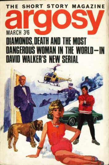 Argosy Short Stories 1968