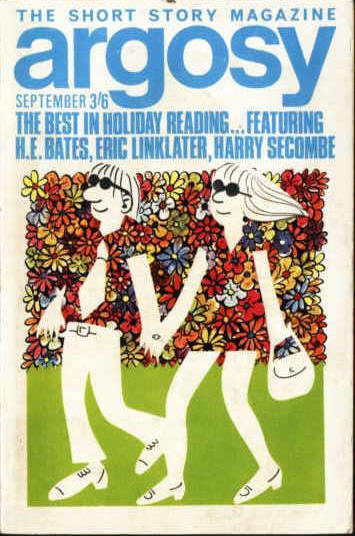 Argosy Short Stories Weekly 1967