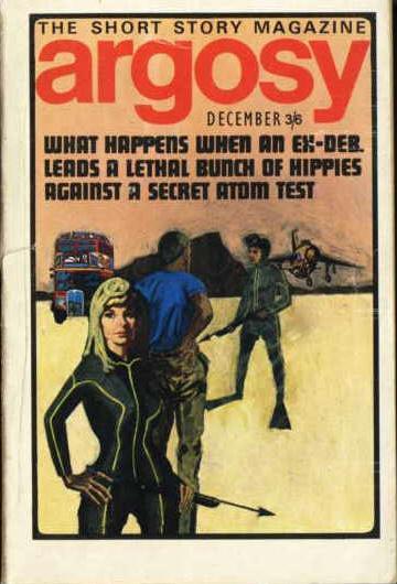 Argosy Short Stories weekly 1968