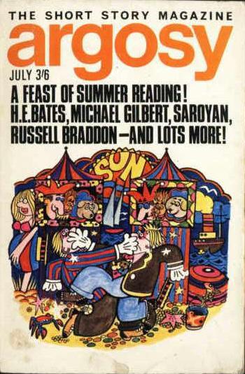 Argosy Weekly 1968