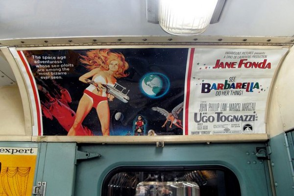 Queen of The Galaxy - Ten Barbarella Posters